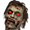 (08 Август 2013 - 00:00) Голова Зомби II Степени  -