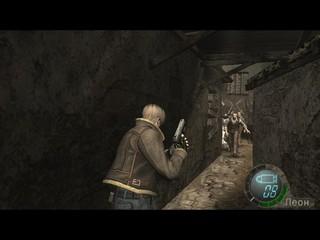Resident evil 4 прыжок с вагонетки